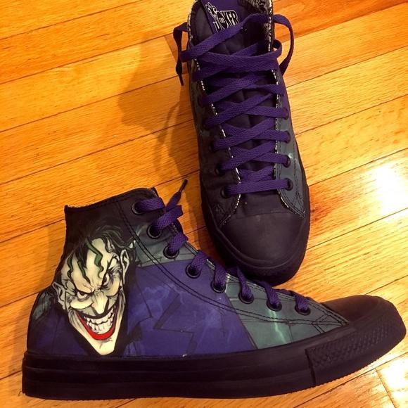 88a65e4c7c02 Converse Other - Converse Joker Chuck Taylors